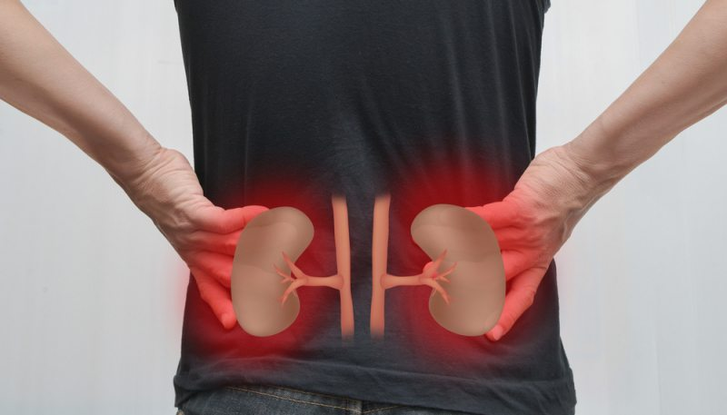 Hurt Kidneys