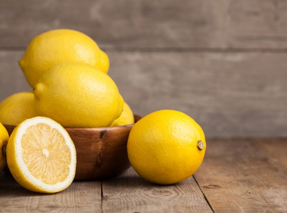 Lemon Daily to Lose Weight